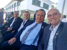 José Roberto, Rubens Jr, Lobão, Cleber Rubio