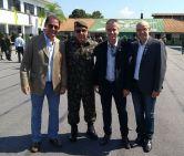 Fabricio, TC Luiz Cunha, Rubens JR, Cleber Rubio